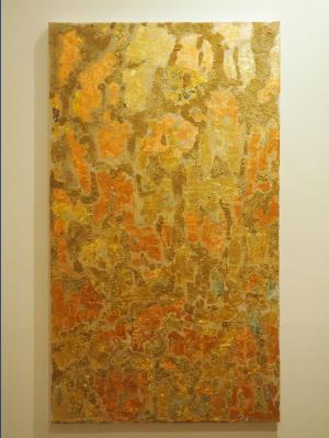 Waterton Lewis - Golden Dress