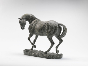 Force Majeure by Julia Wager - Bronze -H29cm x L43cm - £7,000