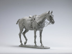 The Maltese Cat by Julia Wager - Bronze - H 29cm x 43cm £7,000