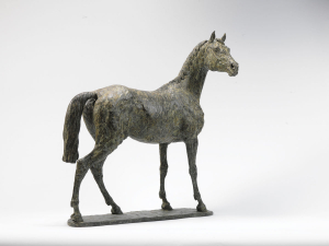 Thoroughbred by Julia Wager - Bronze - H55cm x L48cm -£10,000